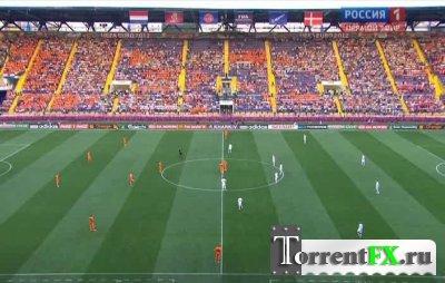 Футбол. Чемпионат Европы 2012. Группа B. 1-й тур. Голландия - Дания (2012) SATRip