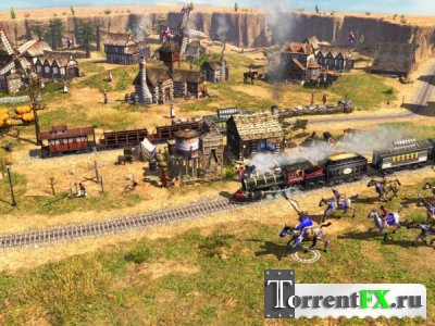 Age Of Empires III: The Warchiefs (2006/PC/�������)