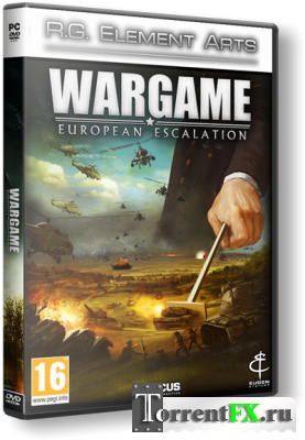 Wargame: Европа в огне / Wargame: European Escalation (2012) PC | RePack от Fenixx