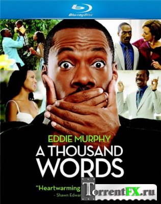 Тысяча слов / A Thousand Words (2012) BDRip