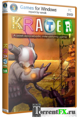 Krater.Shadows over Solside - Collector's Edition (2012/PC/Английский) Steam-Rip