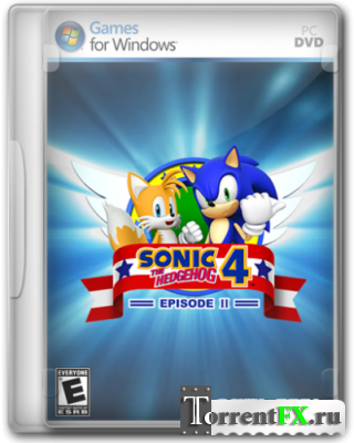 Sonic the Hedgehog 4: Episode II (2012/PC/Английский)
