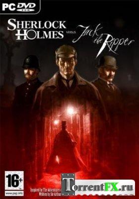 Шерлок Холмс против Джека Потрошителя (2009/PC/Русский) RePack
