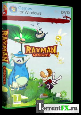 Rayman Origins (2012/PC/Русский) RePack