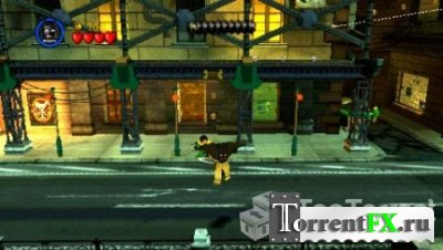 LEGO Batman: The Videogame PSP (RUS/ISO)