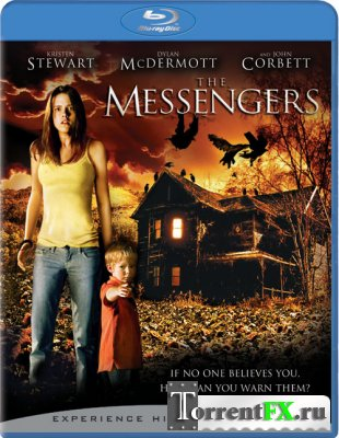 Посланники / The Messengers (2007) BDRip