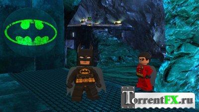 LEGO Batman 2 : DC Super Heroes (2012) XBOX360 [Region Free]