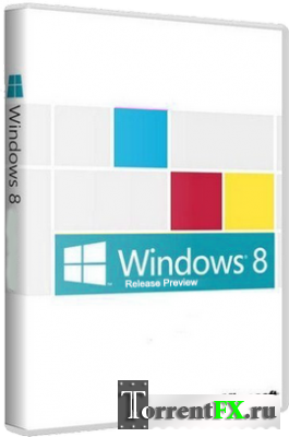 Драйвера Windows 8 Release Preview