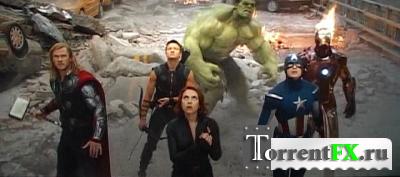 Мстители / The Avengers (2012) TS *PROPER*