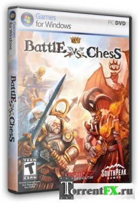 Battle vs Chess: Королевские битвы (2011/PC/Русский) RePack от R.G. Catalyst