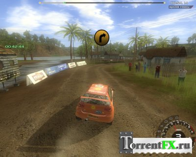 Xpand Rally Xtreme (2007/PC/�������) | RePack