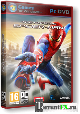 The Amazing Spider-Man (2012/RUS) RePack *Рабочий*