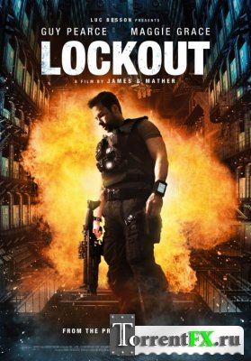 Напролом / Lockout (2012) BDRip 1080p