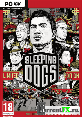 Sleeping Dogs - Limited Edition (2012/PC/Rus) RePack от VANSIK