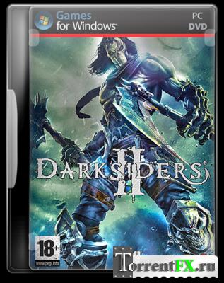 Darksiders 2 (2012) PC RePack от Audioslave