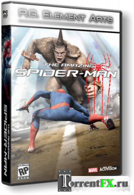 The Amazing Spider-Man (2012/PC/Русский) | RePack от R.G. Element Arts