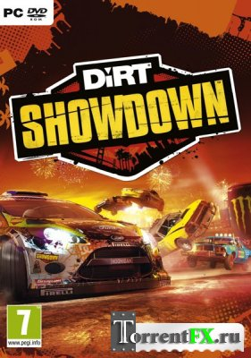 DiRT Showdown (2012/RU) RePack от Fenixx