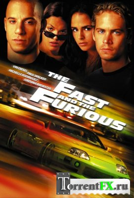 ������ / The Fast and the Furious (2001) BDRip | 720p