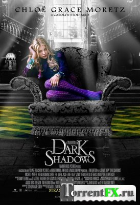 ������� ���� / Dark Shadows (2012) BDRip |720p