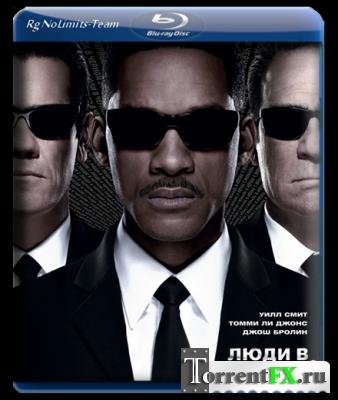 Люди в черном 3 / Men in Black 3 (2012) BDRip 720p