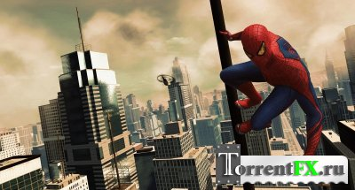 The Amazing Spider-Man (2012/Русский) Xbox360