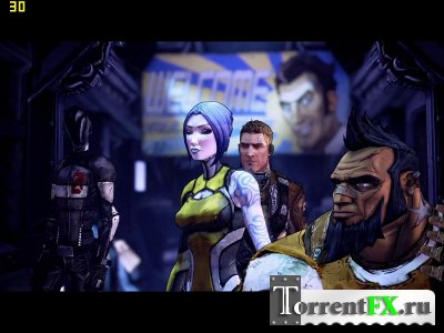 Borderlands 2: Premier Club Edition [L] (2012/ENG)