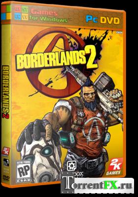 Borderlands 2 (2012/PC/Английский) | ReРack от =Чувак=