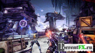 Borderlands 2: Premier Club Edition (2012/PC/Русский)