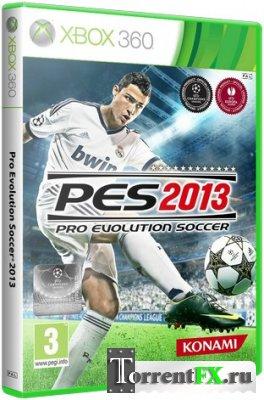 Pro Evolution Soccer 2013 (2012) XBOX360