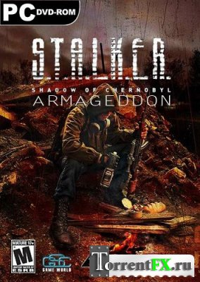 S.T.A.L.K.E.R.: Shadow of Chernobyl - Armageddon (2010) PC