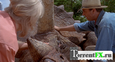 Парк Юрского периода / Jurassic Park (1993) BDRip 1080p