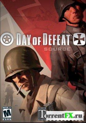 Day of Defeat Source v1.0.0.44 + Автообновление + Многоязычный (No-Steam) (2012) PC