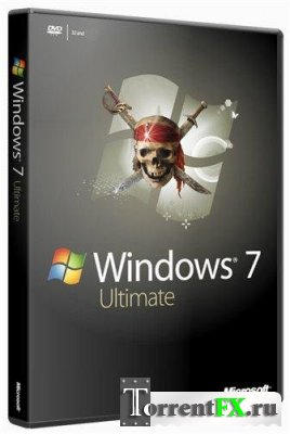 Windows 7x86 Ultimate UralSOFT Pirates [v.10.10] (2011/PC/Русский)
