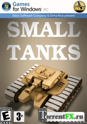 Танки / Small Tanks [2012, Arcade]