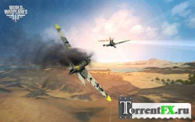 World of Warplanes (���) [2012, Action / Online-only]