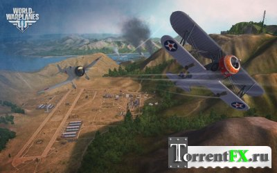 World of Warplanes (ЗБТ) [2012, Action / Online-only]