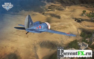 World of Warplanes (ЗБТ) [2012, Action / Online-only]