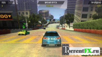 Need For Speed: Shift [2009, PSP, Racing]