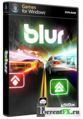 Blur (2010/PC/Русский) | RePack R.G. Element Arts