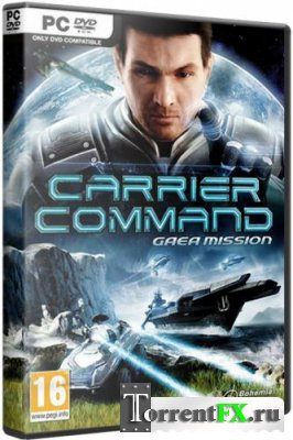 Carrier Command: Gaea Mission (2012/PC/Русский) | RePack от SEYTER