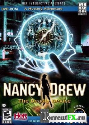 Nancy Drew: The Deadly Device (2012) PC | Лицензия