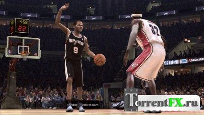 NBA Live 08 [Xbox360]