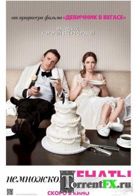 Немножко женаты / The Five-Year Engagement (2012) HDRip | Лицензия