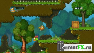 Oozi: Earth Adventure (RePack) [2012, Arcade (Platform)]