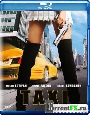 Нью-Йоркское такси / Taxi (2004/BDRip) | Лицензия