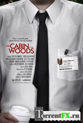 Хижина в лесу / The Cabin in the Woods (2011/BDRip) 720p | Лицензия