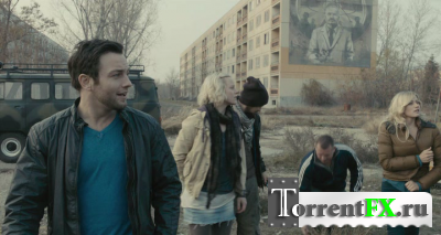 Запретная зона / Chernobyl Diaries (2012) HDRip | Лицензия