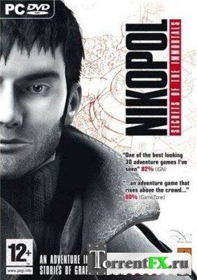 Nikopol: Secrets of the Immortals (2008/PC/Русский) | Лицензия