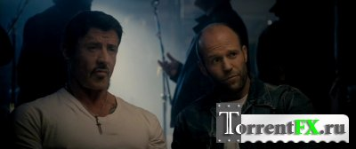 Неудержимые 2 / The Expendables 2 (2012/HDRip) | Лицензия
