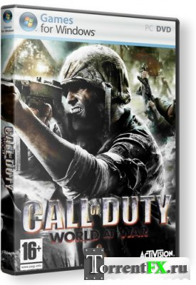Call Of Duty: World At War [v 1.7] (2008/PC/Русский) | RePack от R.G. ReCoding